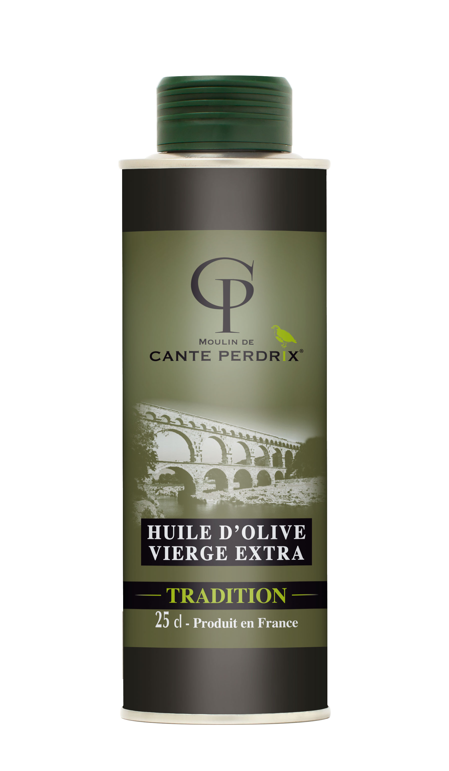 Huile d'olive vierge extra Tradition, 25 cl