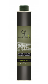 Huile d'olive vierge Tradition 50 cl