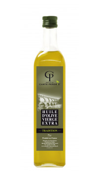 Huile d'olive vierge extra Tradition, 75 cl
