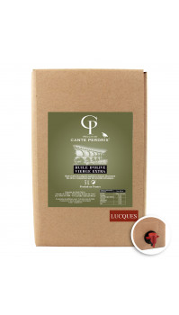 Bag in Box 5L - Huile d'olive vierge La Douce (La Lucques)